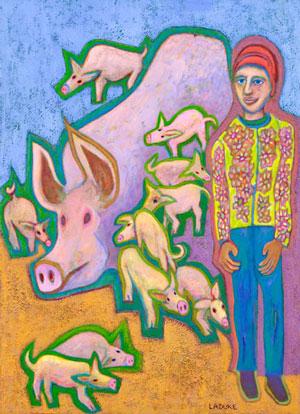 Poland: Pigs