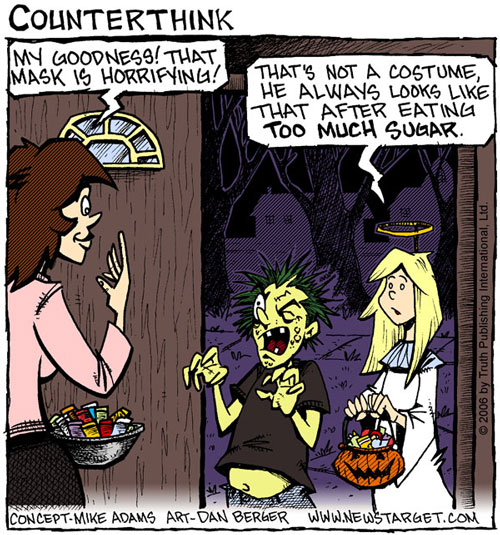 Halloween Sugar