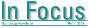 In Focus newsletter