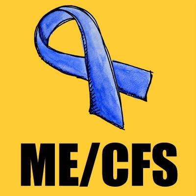 ME/CFS ribbon