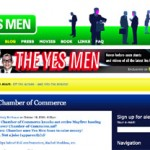 US Chamber Shuts off TheYesMen.org