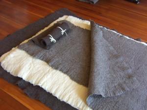 Wool Felt bedding