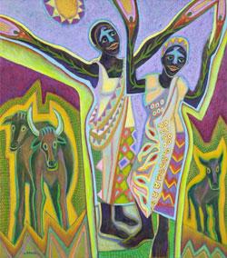 Rwanda: Celebrating