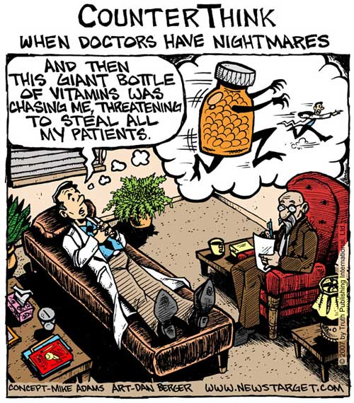 When Doctors Have Nightmares