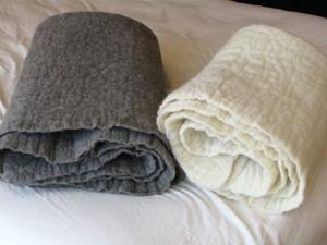 Wool felts from Shepherd's Dream