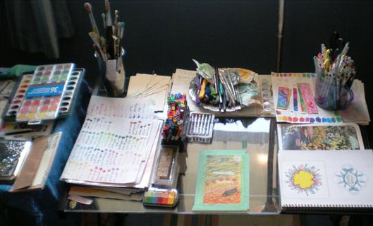 Creativity Station