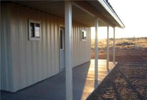 Spec House 2: Front Porch
