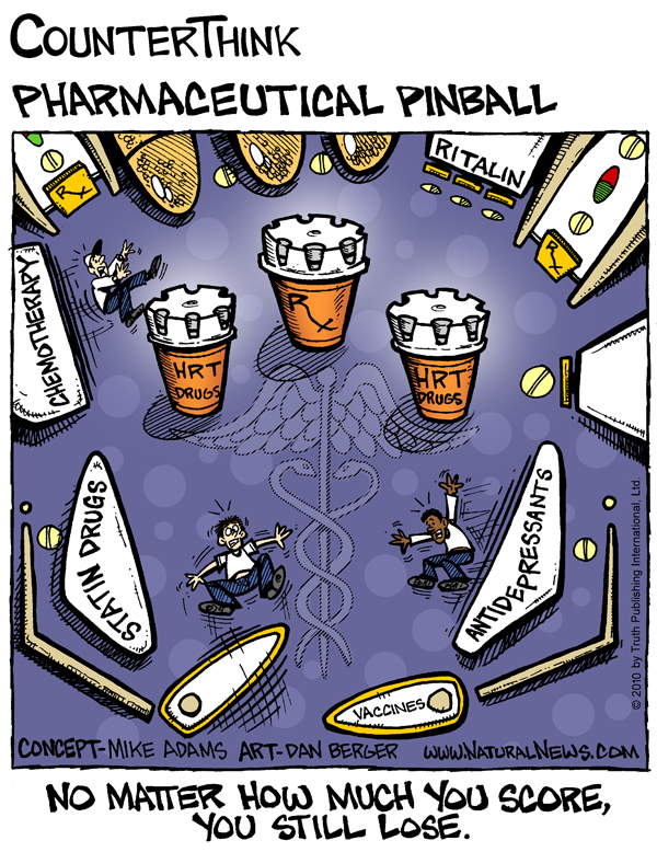 Die Last - Medecine