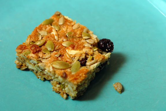 Elana's breakfast bars