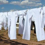 Washing clothes when you are chemically sensitive to fabrics