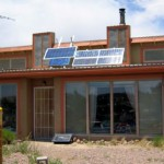 Visiting Barbara Kerr, solar cooking pioneer