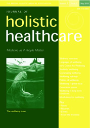Journal of Holistic Healthcare