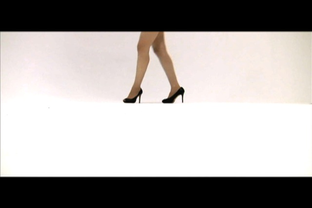 still from Butterfly's Shoe Fetish video