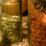 Ethiopian spiced ghee (niter kibbeh)
