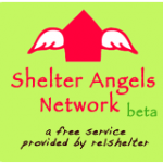 New from re|shelter: Shelter Angels Network (SAN) beta