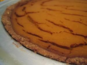 crunchy pie crust