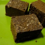 Holiday recipe: dairy free black bean fudge