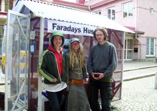 Faraday's Haus