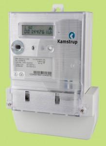 Kamstrup Smart Meter by Gert Skriver