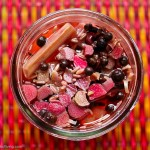 Sweet 'n sour rhubarb pickles