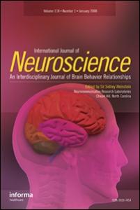 The International Journal of Neuroscience