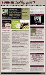 BuhnerHealingLyme.com homepage