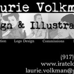Original business card design