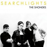 Autographed Searchlights CD by The Shondes
