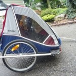 Trek bike trailer