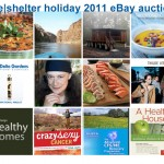 Housing non-profit re|shelter's Holiday 2011 auction underway