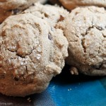 Gluten-free mesquite chocolate chip cookies