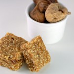 Gluten-free vanilla fig bars