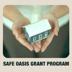 re|shelter's Safe Oasis Grant Program