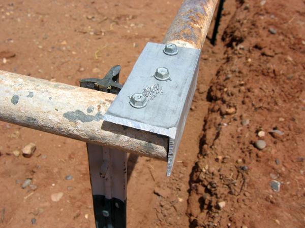 Stabilizing corners