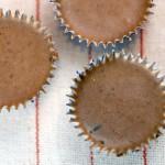 Gluten free cranberry chocolate truffles