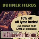 10% off at 1st Chinese Herbs