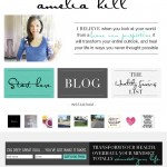 Amazing Amelia Hill website now live