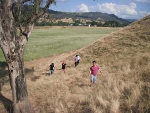 Land in Australia