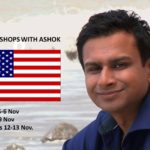 Ashok Gupta's US Tour, November 2016