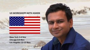 Ashok Gupta's US Tour