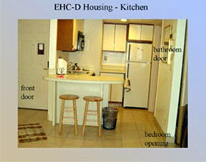 EHC-D kitchen