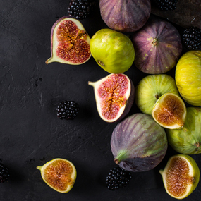 Magnesium-rich figs