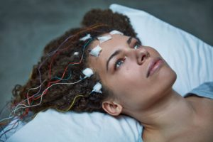 Jen Brea in her fim Unrest