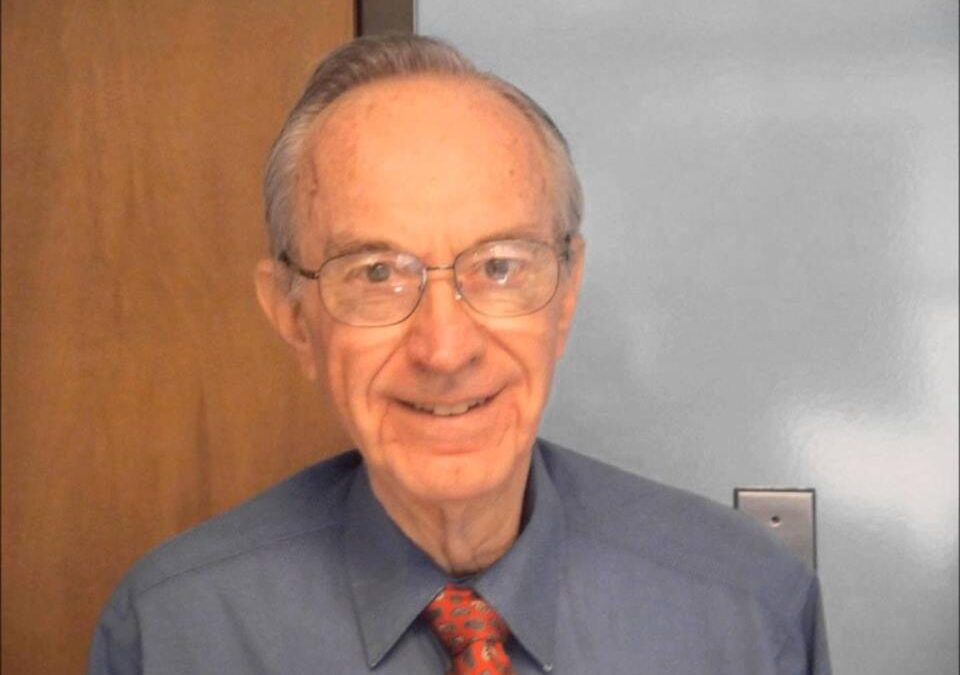 Environmental medicine pioneer, Dr. William Rea, has died